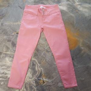 YMI Pink Denim Jeans - Sz 3
